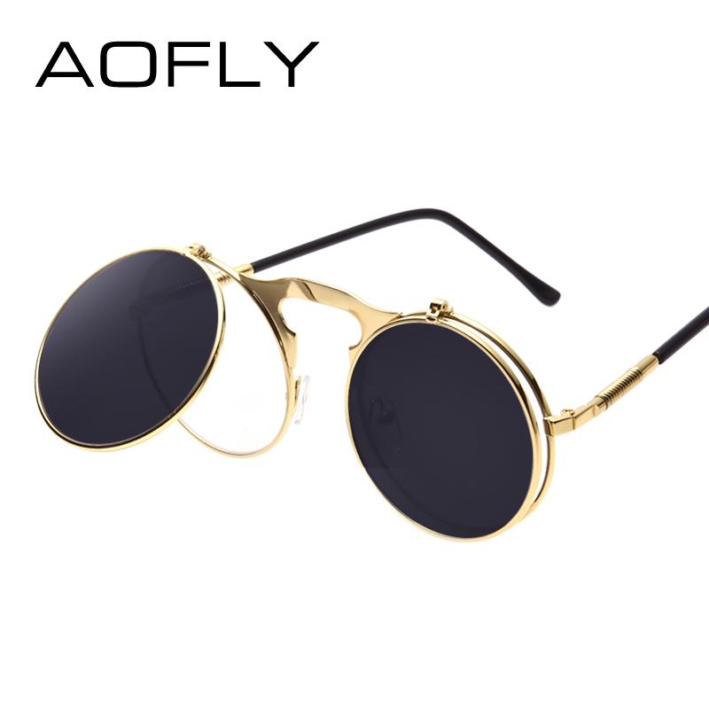 007d9e62f2c Steampunk designer flip up Sunglasses – DailyWannahaves